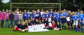 Mädchen – Altkreismeister 2011