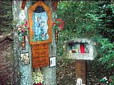 Marien-Gebetsstätte in Börger
