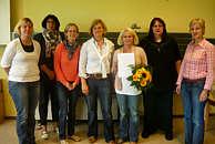 Gratulation zum 25jährigen Dienstjubiläum und zum 20jährigen in Wippingen