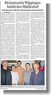 Ems-Zeitung vom 7.09.2011