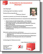 SPD-Flyer