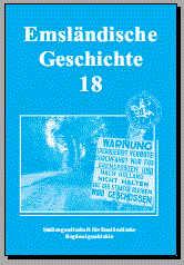 """Der 18. Band der """"Emsländischen Geschichte""""  (ISBN 978-3-9814041-3-5)"""