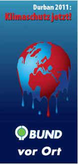 Zur BUND-Homepage zum Thema Durban 2011