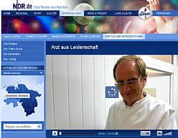 Dr. Karl Gustav Frerker aus Lathen im NDR
