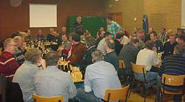 Generalversammlung Schützenverein Wippingen 2012
