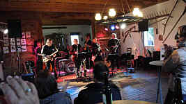 Stable Roof Jazz & Blues Band in Wippingen