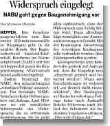 Ems-Zeitung vom 24.05.2012
