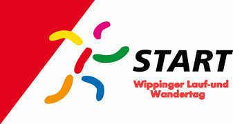 Logo 1. Wippinger Lauf- und Wandertag