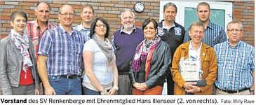 Bericht der Ems-Zeitung vom 09.07.2012 | Foto: Willy Rave