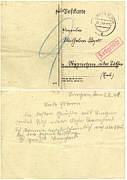 """Seite 7 aus """"Der Soldat Bernhard Pieper"""" von Heinrich Pieper"""