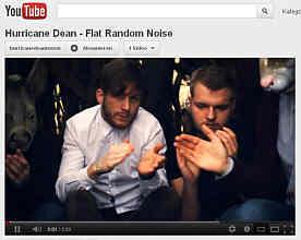 Hurricane dean auf You-Tube