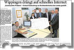 Ems-Zeitung vom 12.10.2012