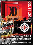 Flyer zum 3.11.12