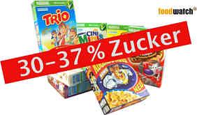 """Zur Akton """"Zucker runter, Nestlé"""" von Foodwatch"""