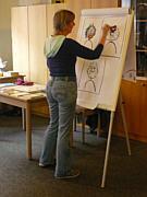 Besuch von Silke Brix in der Grundschule Renkenberge/Wippingen