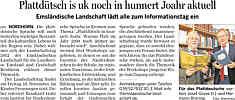 Ems-Zeitung vom 10.11.2012