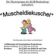Flyer der Theatergruppe Renkenberge
