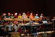 Weihnachtliches Musikprojekt der Grundschule Renkenberge-Wippingen