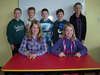 Die besten Plattdeutsch-Vorleser der 4. Klasse