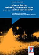 Cover der BroSchüre von Ulrich Schneider zur Bücherverbrennung