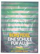 "Plakat zum Film ""Berg Fidel"""