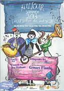 Plakat für die Auftaktveranstaltung Kultoursomer 2013 in Lathen
