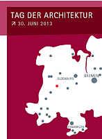 Niedersachsenkarte mit den beteiligten Objekten
