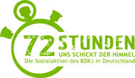 Logo der 72-Stunden-Woche