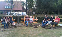 72-Stunden-Aktion in Wippingen