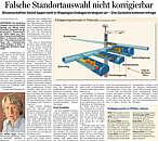 Ems-Zeitung vom 06.09.2013