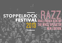 Plakat Stoppelrock 2013 in Wippingen