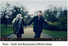 Youth And Enjoyment - Zum Youtube-Clip von Razz