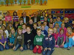 Vorlesetag in der Grundschule Renkenberge-Wippingen