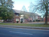 Mehrzweckhalle in Wippingen