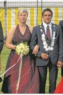 Schützenkönig Markus Meyer und Königin Heike Meyer