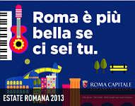 Rom; schöner, wenn du da bist.