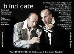 Plakat Blind Date