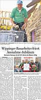 Bericht in der Ems-Zeitung vom 01.04.2014