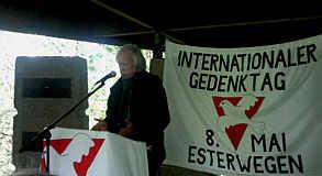 Dr. Rolf Gössner, Vizepräsident der Internationalen Liga für Menschenrechte