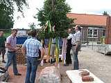 Richtfest Mehrzweckhalle Wippingen