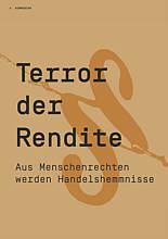 Thomas Gebauer - Terror der Rendite