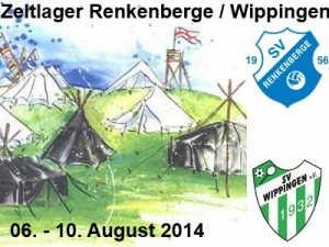 Logo Zeltlager 2014 Wippingen-Renkenberge