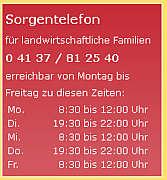 Zur Homepage des Sorgentelefons