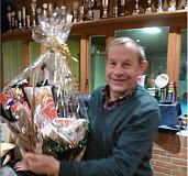 2. Sieger des Doppelkopfturniers im Schießstand Wippingen: Willi Benten