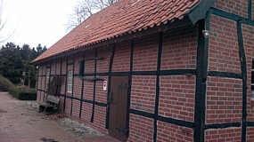 Backhaus beim Heimathaus