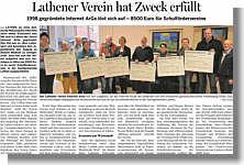Ems-Zeitung vom 10.01.2015
