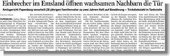 Ems-Zeitung vom 16.01.2015