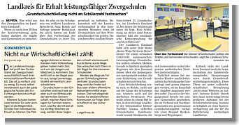 Ems-Zeitung vom 02.02.2015
