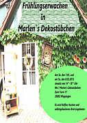 Flyer zur Ausstellung in Marlen's Dekostübchen
