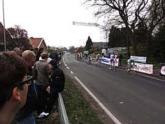 Radrennen in Börger 2014: Foto: Heinz Borchers
